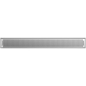 Решетка для душевого канала Aco Квадрат 1185 мм 408569
