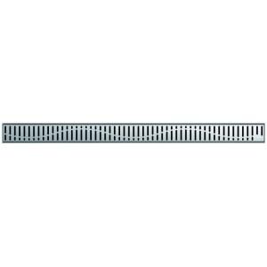 Решетка для душевого канала Aco Волна 1185 мм 408562