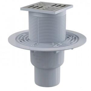 Трап для душа Alcaplast APV201 105x105 мм