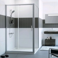 Душевая дверь Huppe Classics 2 120x190 см C20402.069.321