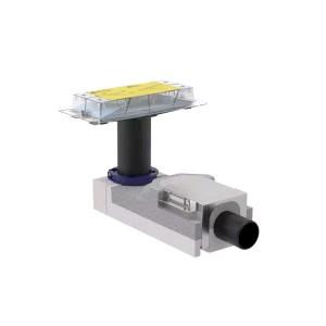 Душові канали Geberit CleanLine монтаж від 90 мм 154.150.00.1