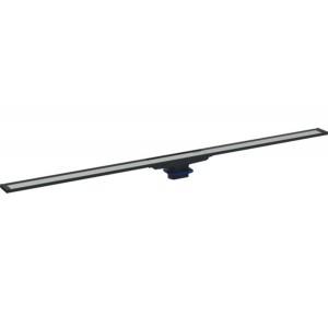 Решетка для душевого канала Geberit CleanLine20 полированная/матовая нержавеющая сталь, L30-160 см 154.453.KS.1