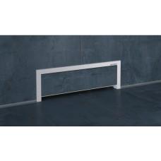 Решетка для душевого канала в стену Geberit под плитку с рамкой 154.339.00.1
