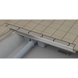 Душевой канал Ravak Chrome 1050 мм с решеткой X01429