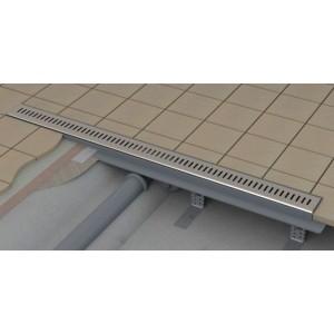 Душевой канал Ravak Zebra 750 мм с решеткой X01433